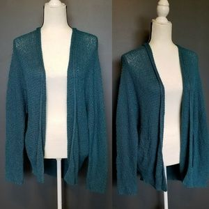 URBAN OUTFITTERS BDG Teal Cardigan  NWT